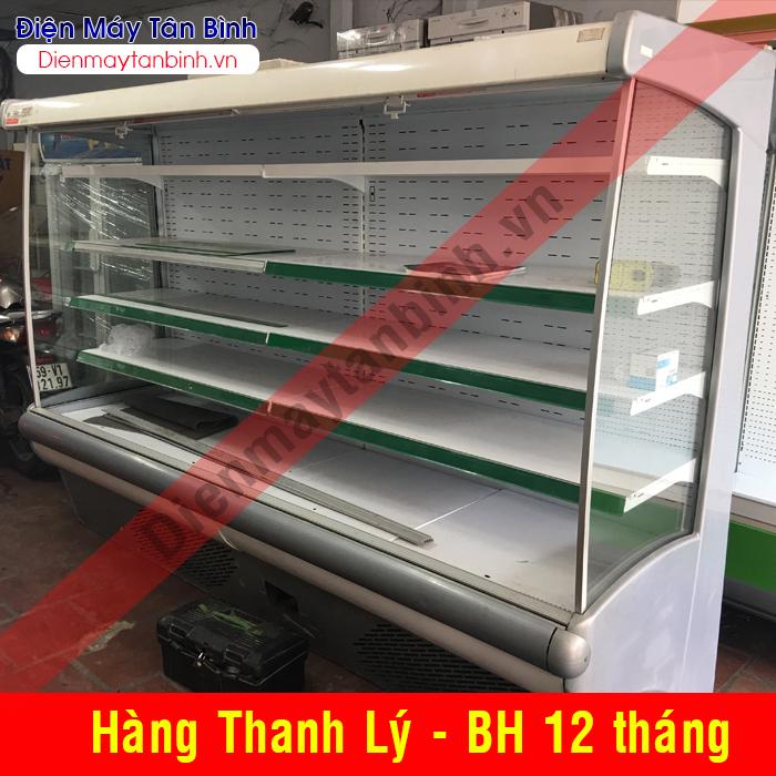 Tủ lạnh trưng bày thực phẩm siêu thị FRAMEC